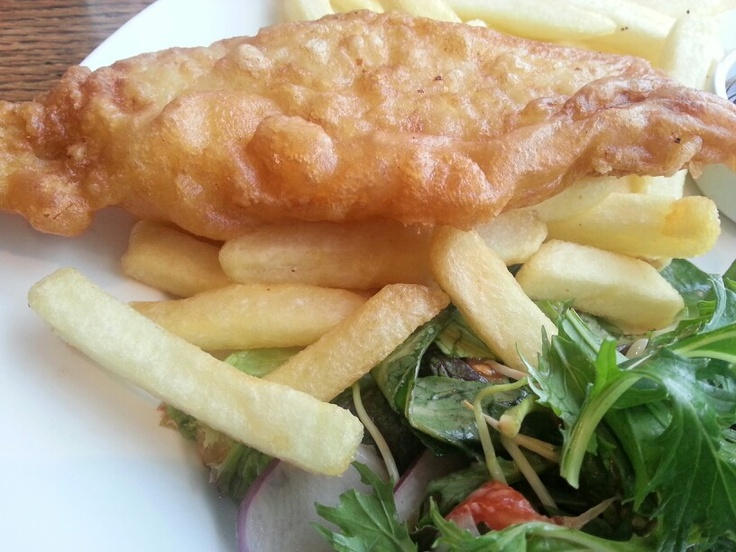 New zealand style fish 39 n 39 chips food fit for a foodie for Fish n style