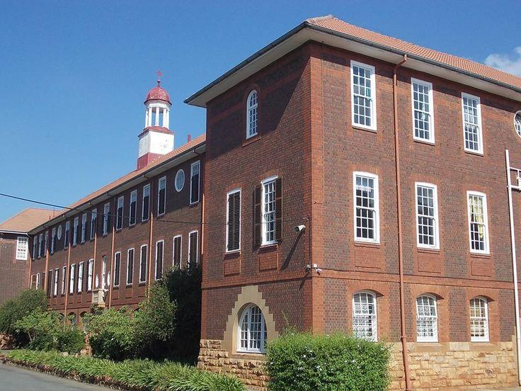 Jeppe Girls' High School, Kensington, Johannesburg - my old school.
