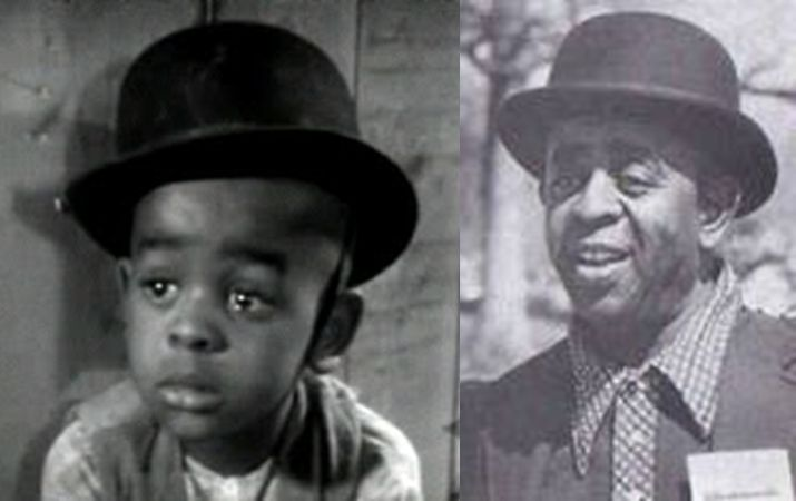 "Matthew Beard as Stymie from ""Our Gang"" The Little Rascals. Mathew Beard led a life of crime and drugs"
