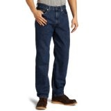 Levi's Men's 550 Relaxed Fit Jean, Dark Stonewash, 32x32 (Apparel)By Levi's