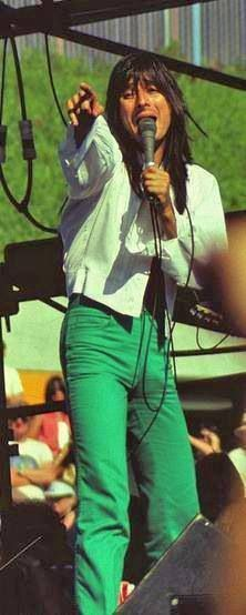 Image result for steve perry white outfit