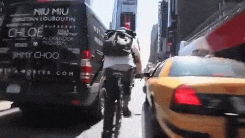 NYC Street Kings: The Best Bike Messengers In Manhattan