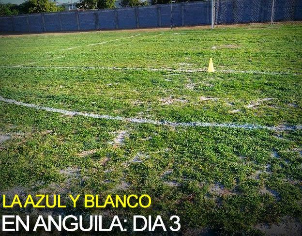 Diario Desde Anguila D�a 3 Entrega 2