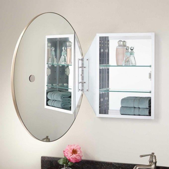 23++ Bathroom medicine cabinets wall mounted ideas