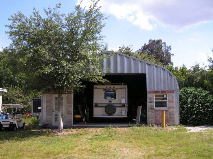 17 best ideas about steel garage on pinterest metal shop for Rv buildings