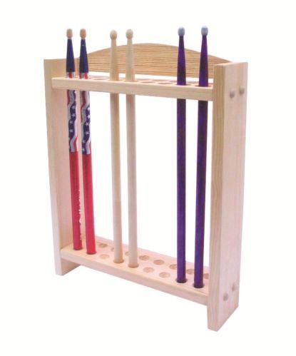 drum stick display custom made wood new display rack drum sticks co i wanna build it pinterest. Black Bedroom Furniture Sets. Home Design Ideas