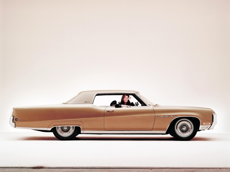 1970 Buick Electra 225 Custom Limited Sport Coupe