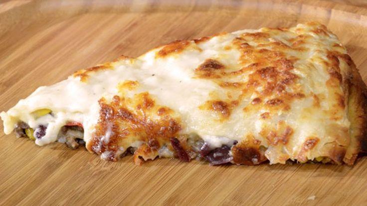 Turkmax Gurme - Tortilla Pizza