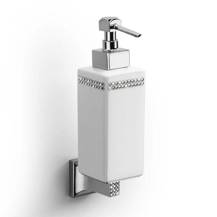 Bathroom Accessories With Swarovski Crystals 18 best bathroom accesories with swarovski crystals images on