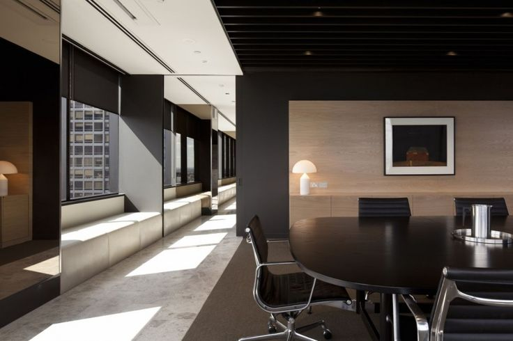 Open Meeting Room - by Hassell
