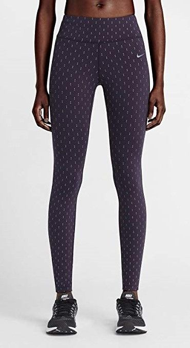 18be586180e Nike Epic Lux Flash Women's Running Tights boast Dri-FIT fabric that wicks  sweat for
