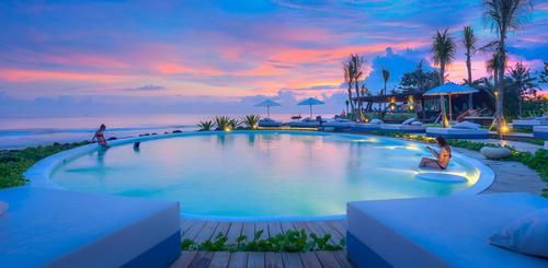 Health club and spa launches at exclusive surf resort in Bali