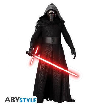 STAR WARS Sticker Star Wars Kylo Ren Echelle 1