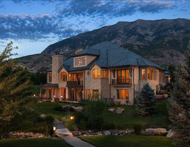 Best 25 home exteriors ideas on pinterest for Colorado dream home