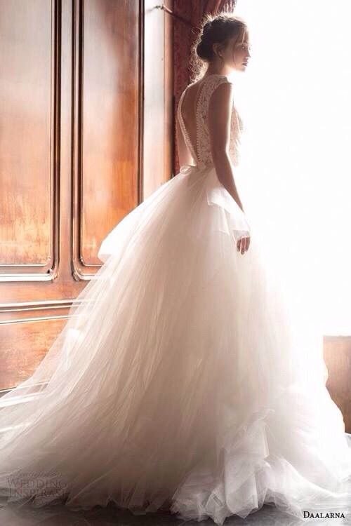 Image via We Heart It #ballgown #boho #bridal #bride #classic #Couture #dreamy #dress #elegant #fairytale #fashionshoot #hipster #indie #inspiration #lace #photography #princess #Prom #style #timeless #vintage #weddingdress #weddinggown #white #bohochic