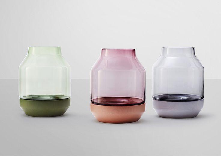 Muuto - Design- Accessories - Vase - Elevated - designer Thomas Bentzen - muuto.com
