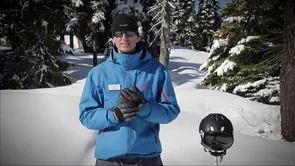 Guy Hetherington teaches how to ski with flow on any type of terrain.