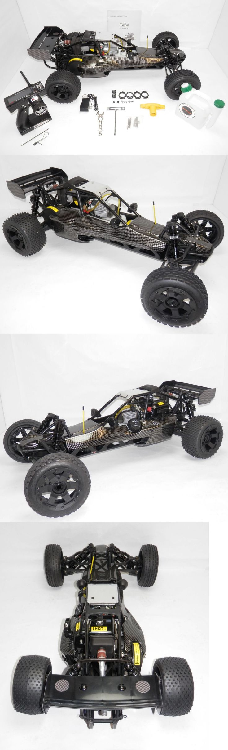 Cars Trucks and Motorcycles 182183: Rovan Rc Baja 290A 29Cc Radio Controlled Buggy - Gas - 5B Ss 1 5Th Scale - Gt3b -> BUY IT NOW ONLY: $425 on eBay! #RadioControl #radiocontrolcars