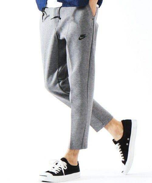 NIKE テックフリースクロップド(パンツ) NIKE(ナイキ)のファッション通販 - ZOZOTOWN
