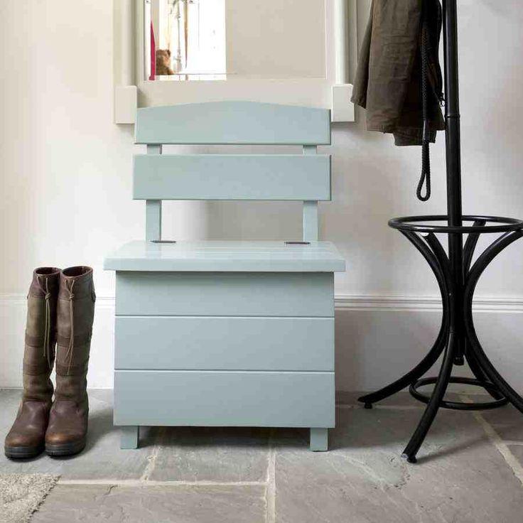 Inspirational Hallway Storage Bench Seat