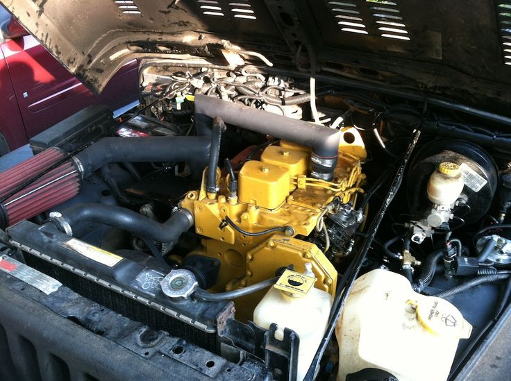 654 best images about gas drinker on pinterest for Jeep with diesel motor