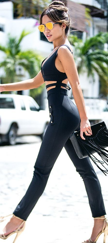 Vannae 'Ciara' Jumpsuit | Puerto Vallarta