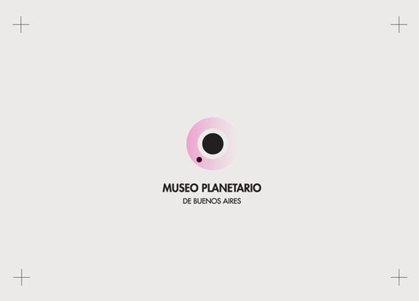 Museo Planetario - Identidad on Behance