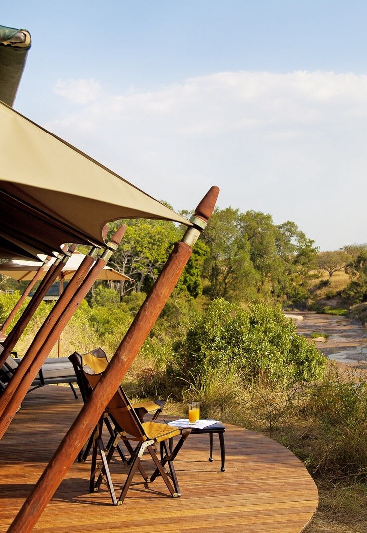 Sand River Masai Mara - Masai Mara National Reserve, Kenya