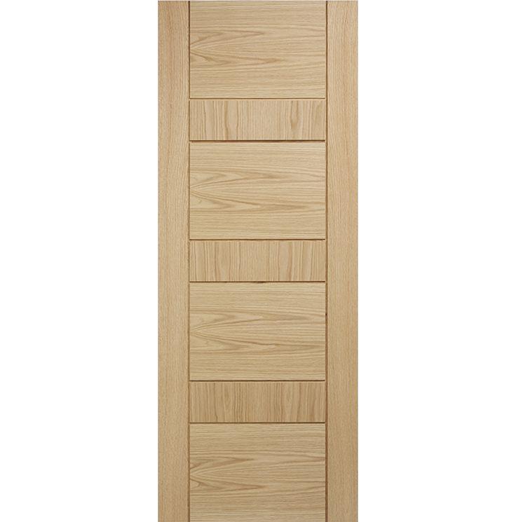 Edmonton Oak Internal Door Fully Finished