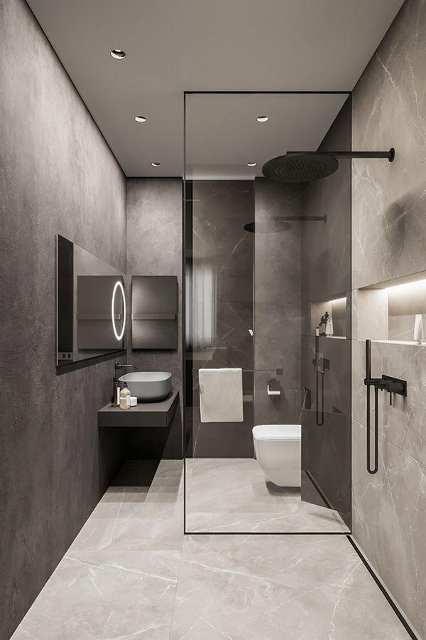 Brit Apartment Dezign Ark Beta Washroom Design Bathroom Interior Design Bathroom Design Decor