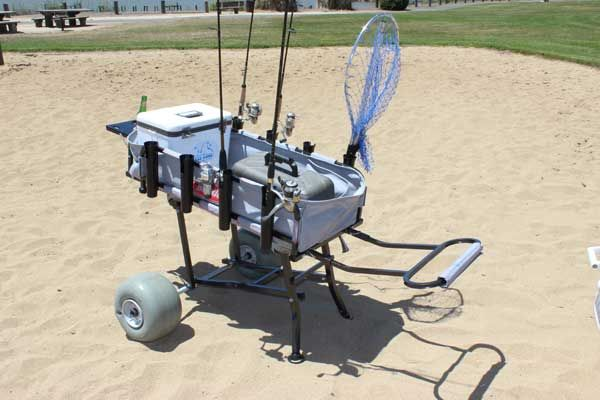 25 Unique Fishing Cart Ideas On Pinterest Beach Fishing