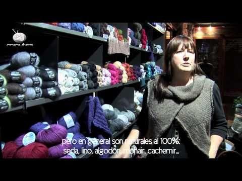 All you knit is love: tienda de lanas en Barcelona. Barra de ferro, 8 (dreta de via laietana)
