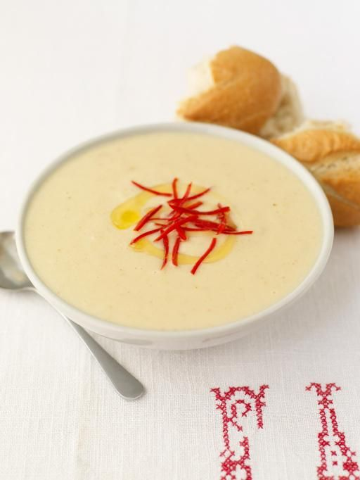 spicy parsnip soup | Jamie Oliver | Food | Jamie Oliver (UK)