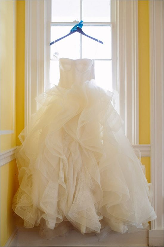17 best ideas about ruffle wedding dresses on pinterest for How much to spend on wedding dress