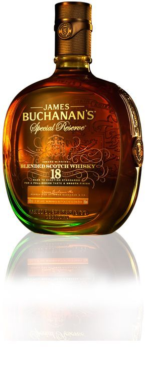 JAMES BUCHANAN'S® 18 SPECIAL RESERVE