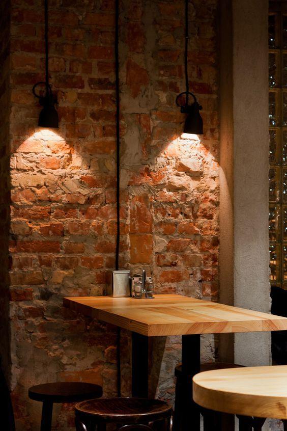 лофт дизайн кафе картинки - Поиск в Google:
