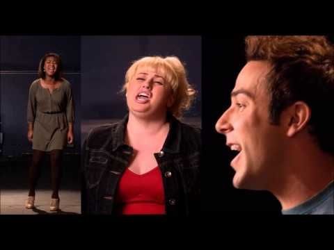 "Pitch Perfect: The audition scene where they are performing ""Since You Been Gone"" #pitchperfect"