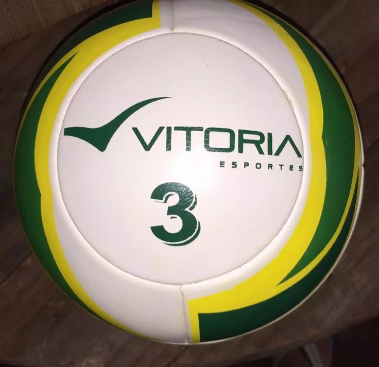 Bola Oficial Futebol Liga Sete / Society Com 3 Unidades - R$ 190,00 em Mercado Livre