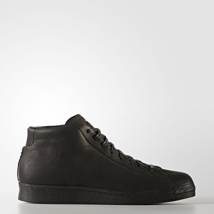 adidas wings + horns Pro Model 80s Shoes - Mens High Tops