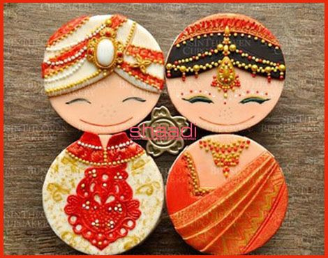 indian wedding gifts cupcake wedding favors mehndi wedding unique ...