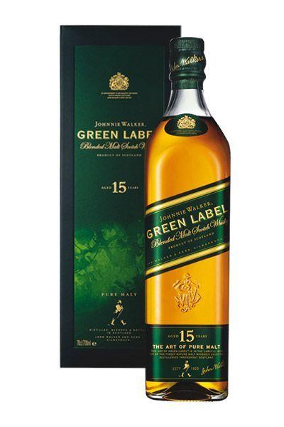 Johnnie Walker Green Label, 15 Years Old