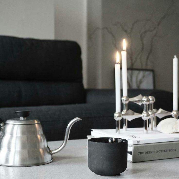 Cosy Moments With Stelton And Stoff Candleholder Www.stilreich Dekoart. Blogspot.de