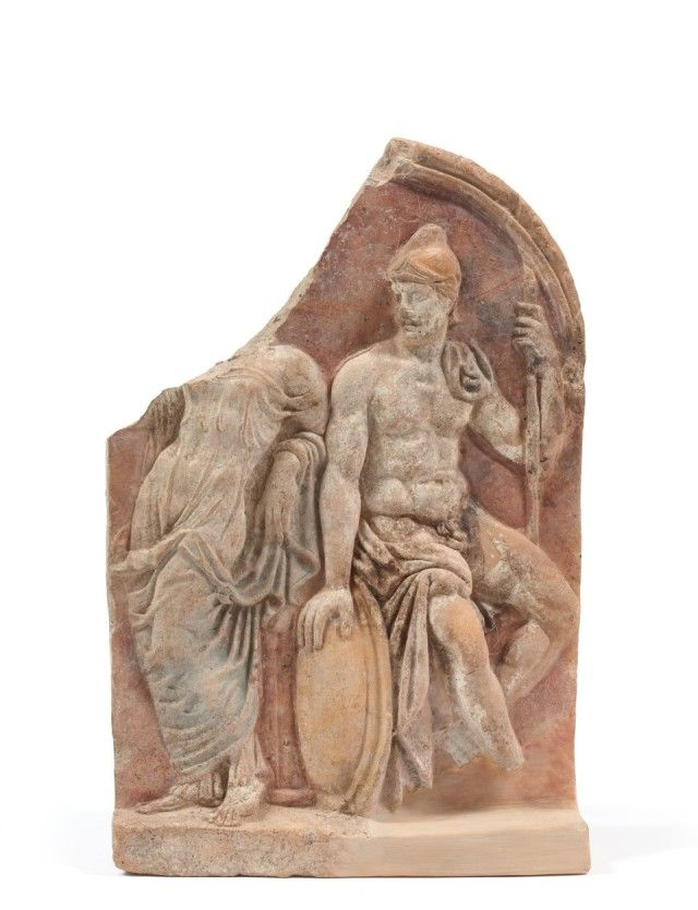 M A E N A D - romegreeceart: Mars and Venus * 27 BCE-14 CE ...
