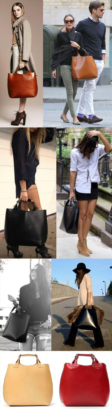 plaited shopper bag by zara: black or brown?!