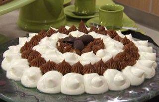 Marquise de chocolate para celíacos