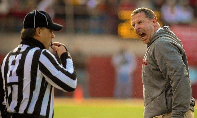 Nebraska football coach slams marijuana use across the US