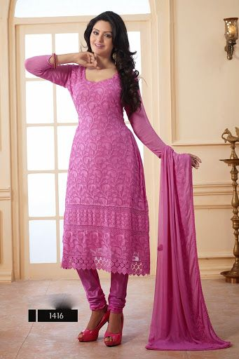 Dinnar Collection Anarkali Suit - 16 - Shopping on Junction