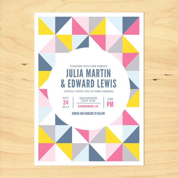 25 best ideas about Invitation Design – Invitation Designs