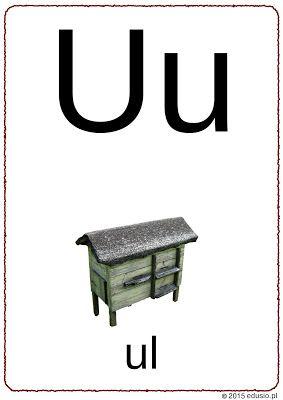 alfabet polski dla dzieci