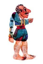 Karanghiozis, Greek shadow puppet